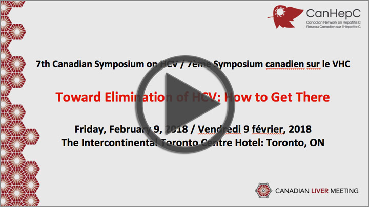 7th Canadian Symposium on HCV Recordings