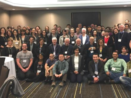 CanHepC Annual Meeting group photo 2018, Toronto