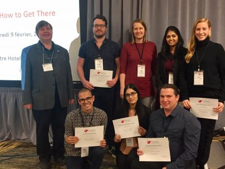 CanHepC trainees award recipients